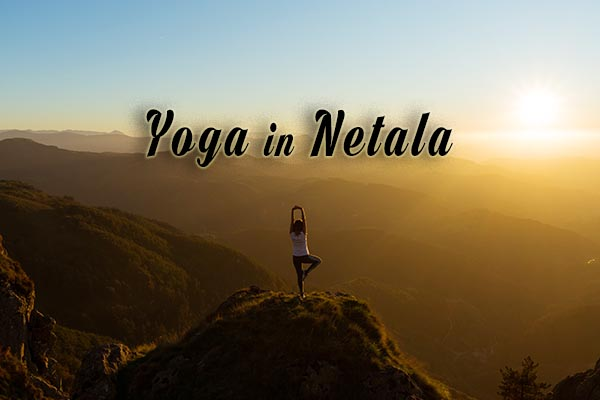 Yoga in Netala Uttarkhand