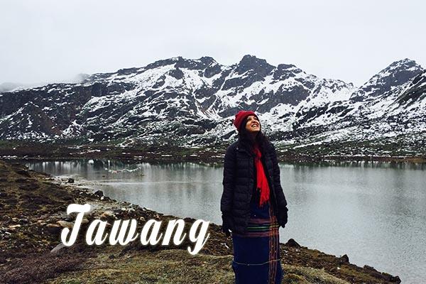 Tawang with Ankita Kumar
