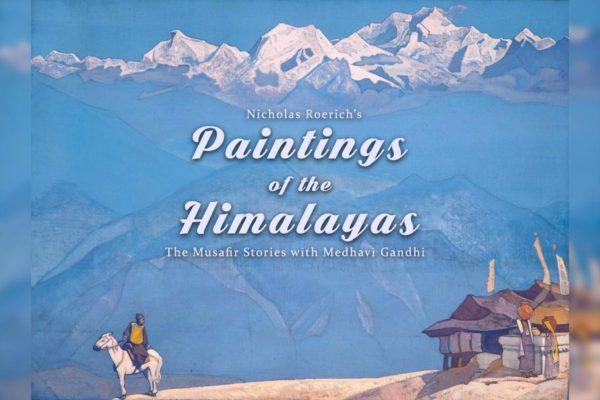 Painting Himalaya Nicholas Roerich