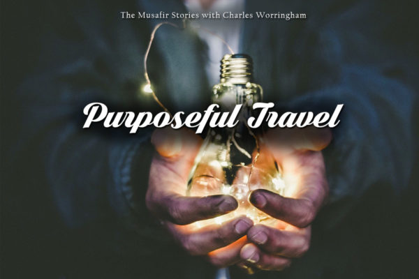 Purposeful travel India with Charles Worringham