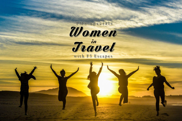 Women in travel India