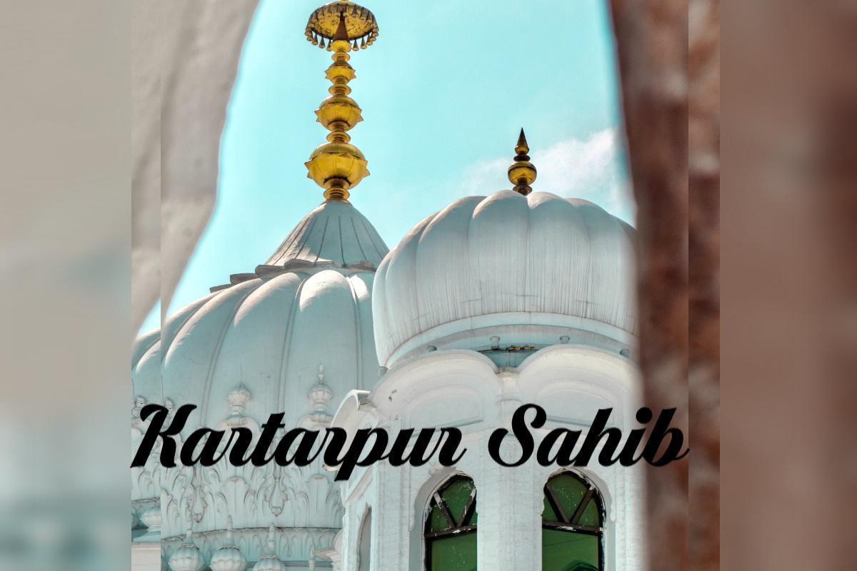 Kartarpur Sahib, India Pakistan