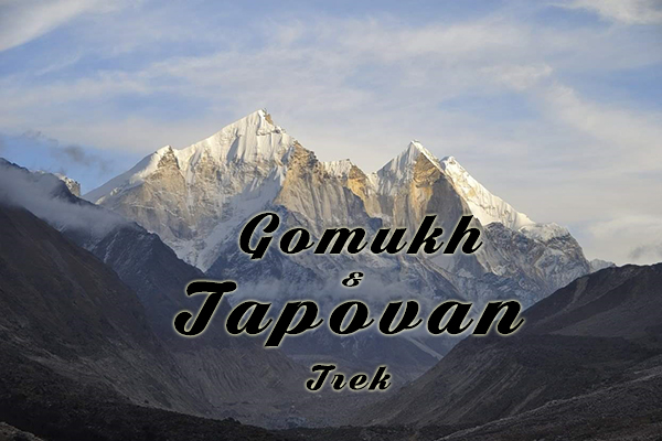 Gomukh and Tapovan Trek